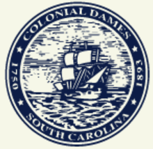 National Society of Colonial Dames of America in the State of South Carolina