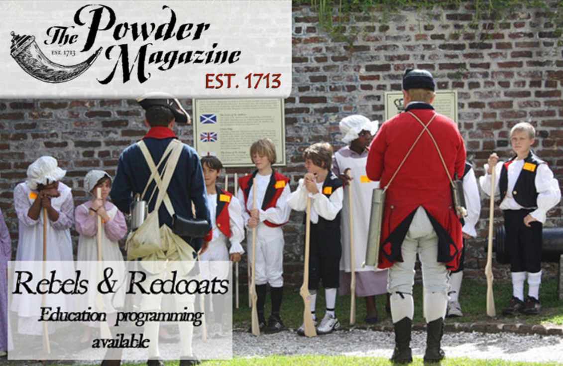The Powder Magazine of South Carolina
